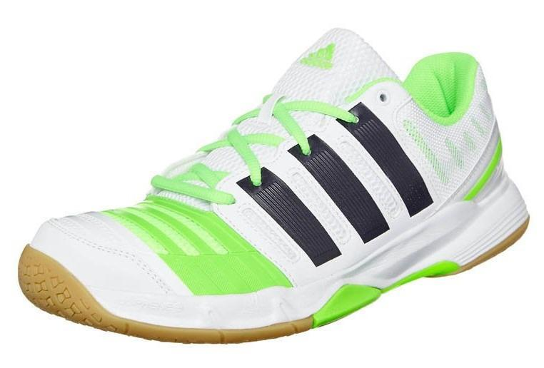 Adidas Court Stabil 11 Men - White Green