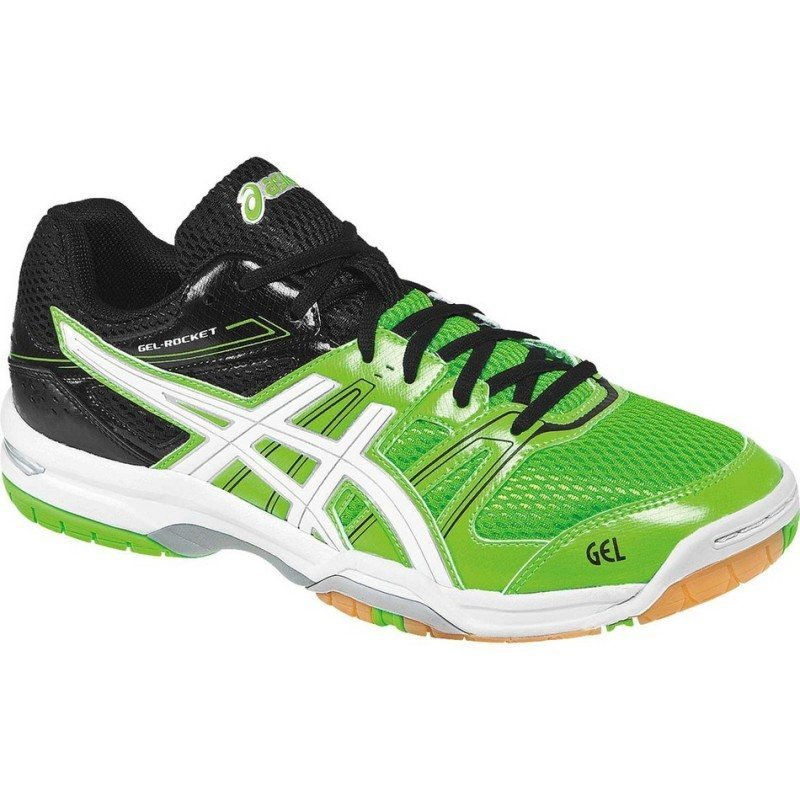 Asics Gel Rocket 7 Green