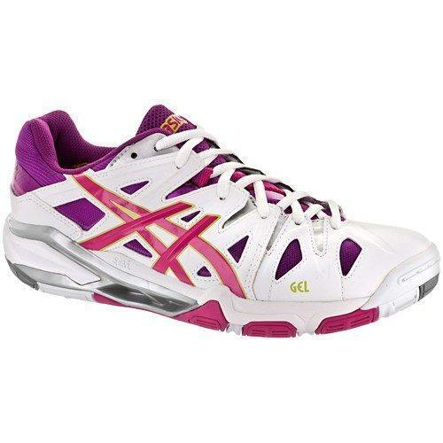 Asics Gel Sensei 5 Women - White Purple Pink