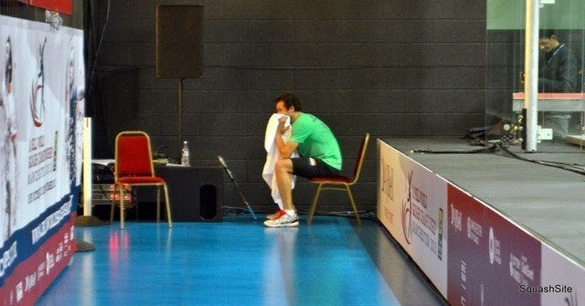 Ramy Ashour Thinking
