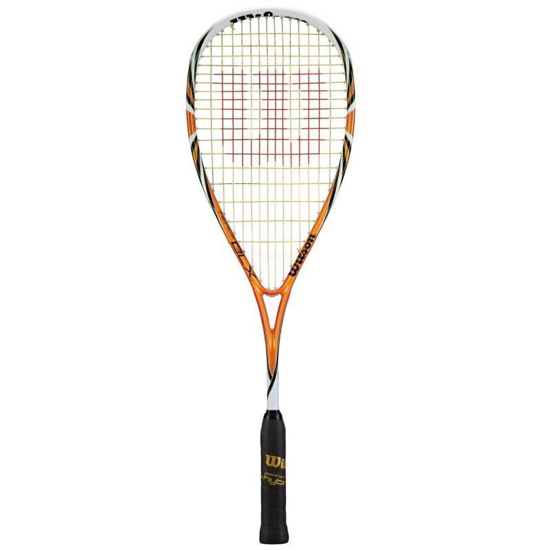 Wilson Fierce BLX Squash Racket